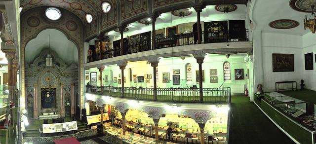 Interior of the Jewish Museum