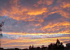 Sunrise 10/31/14 at 7:23