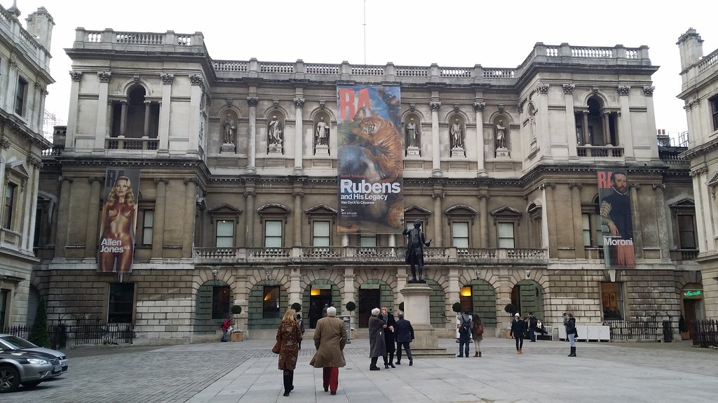 The Royal Academy #sh