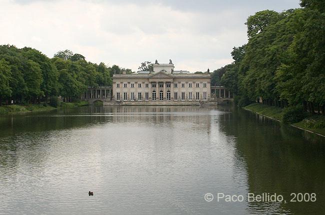 Palacio Lazienki. © Paco Bellido, 2008