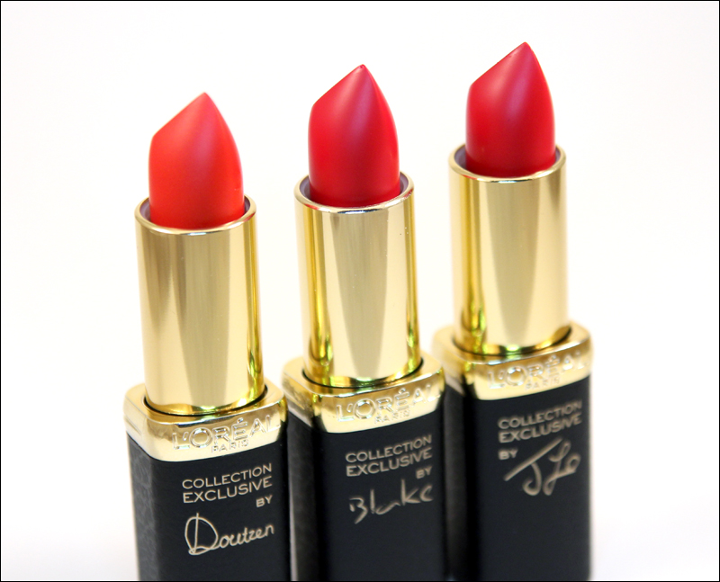 Loreal collection exclusive lipsticks1