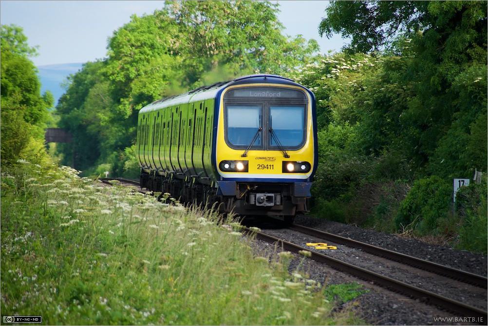 Irish train