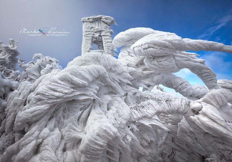15845222457_c0e872b223_c Les magnifiques formations de glace du mont Javornik