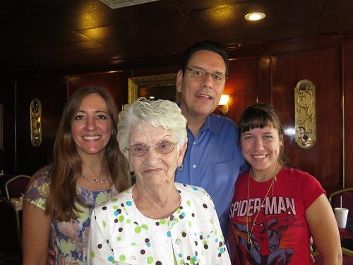 Grammie's 80th
