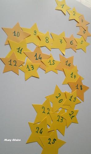 stelline numerate