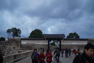 147 Kasteel Osaka