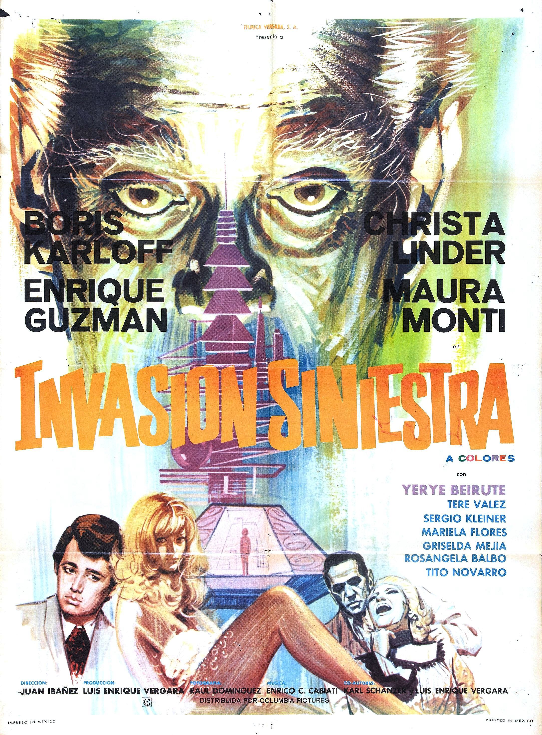 The Incredible Invasion (1971)