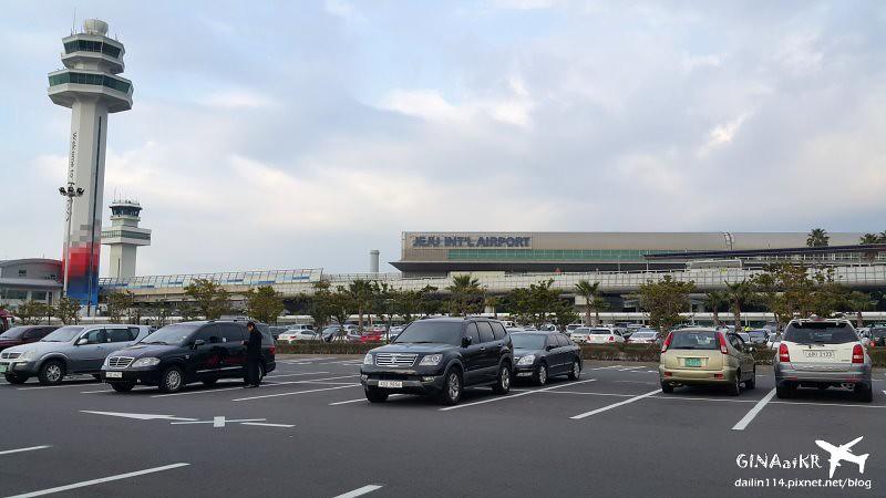 【濟州島國際機場】出入境、交通解析 退稅、 自由行 租借手機Wi-Fi介紹 @GINA環球旅行生活 不會韓文也可以去韓國 🇹🇼