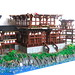 Буддийский Храм WIP (спереди-слева) by timofey_tkachev