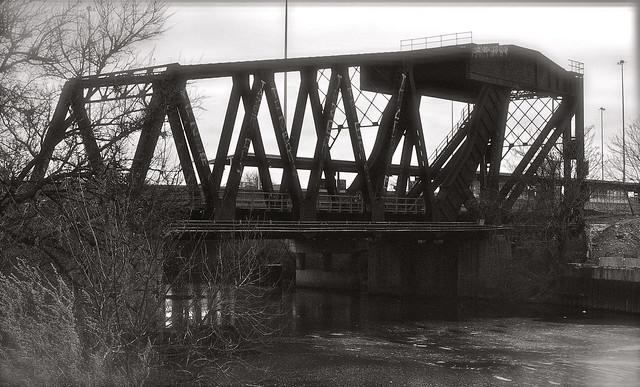 Chicago and Alton Bridge