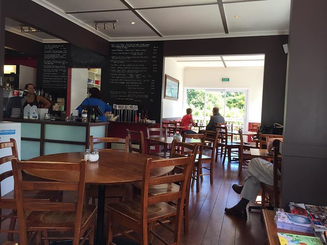 Cafe in Ngaio