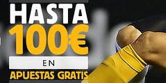 betfair hasta 100€ gratis para apostar