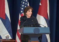 Assistant Secretary Jacobson Delivers Remarks to the Press on U.S.-Cuba Talks