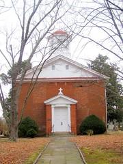 St. James Episcopal Church, Boydton