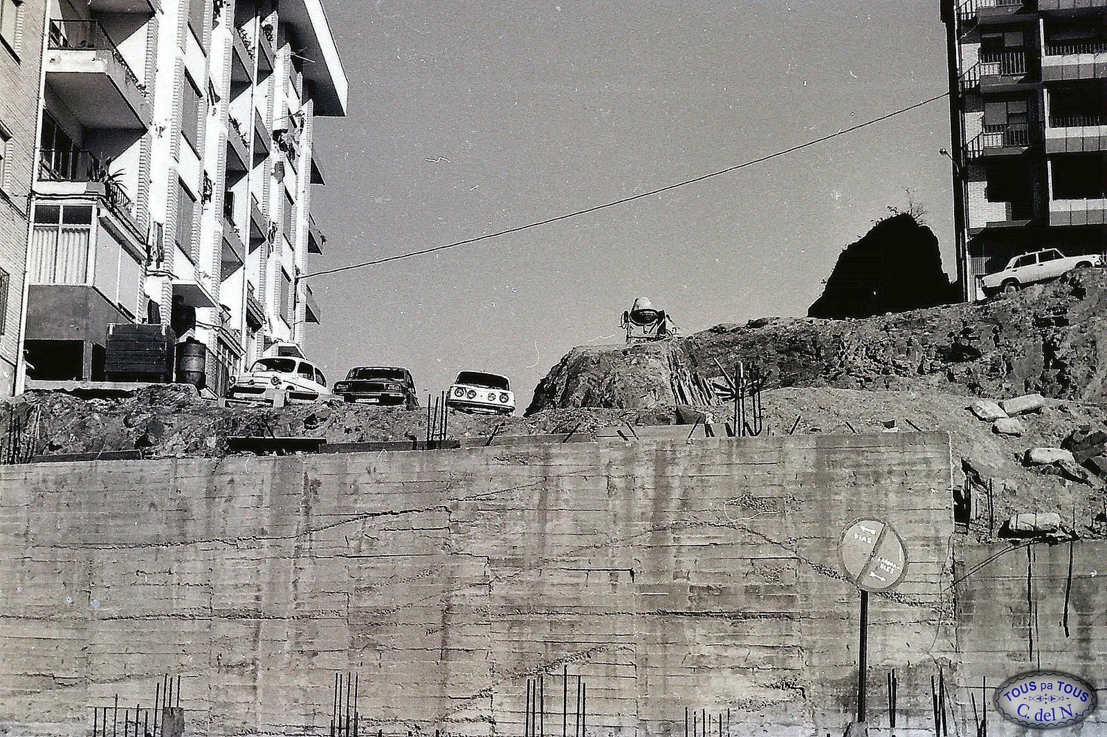 1985 - Obra en La Cogolla (2)