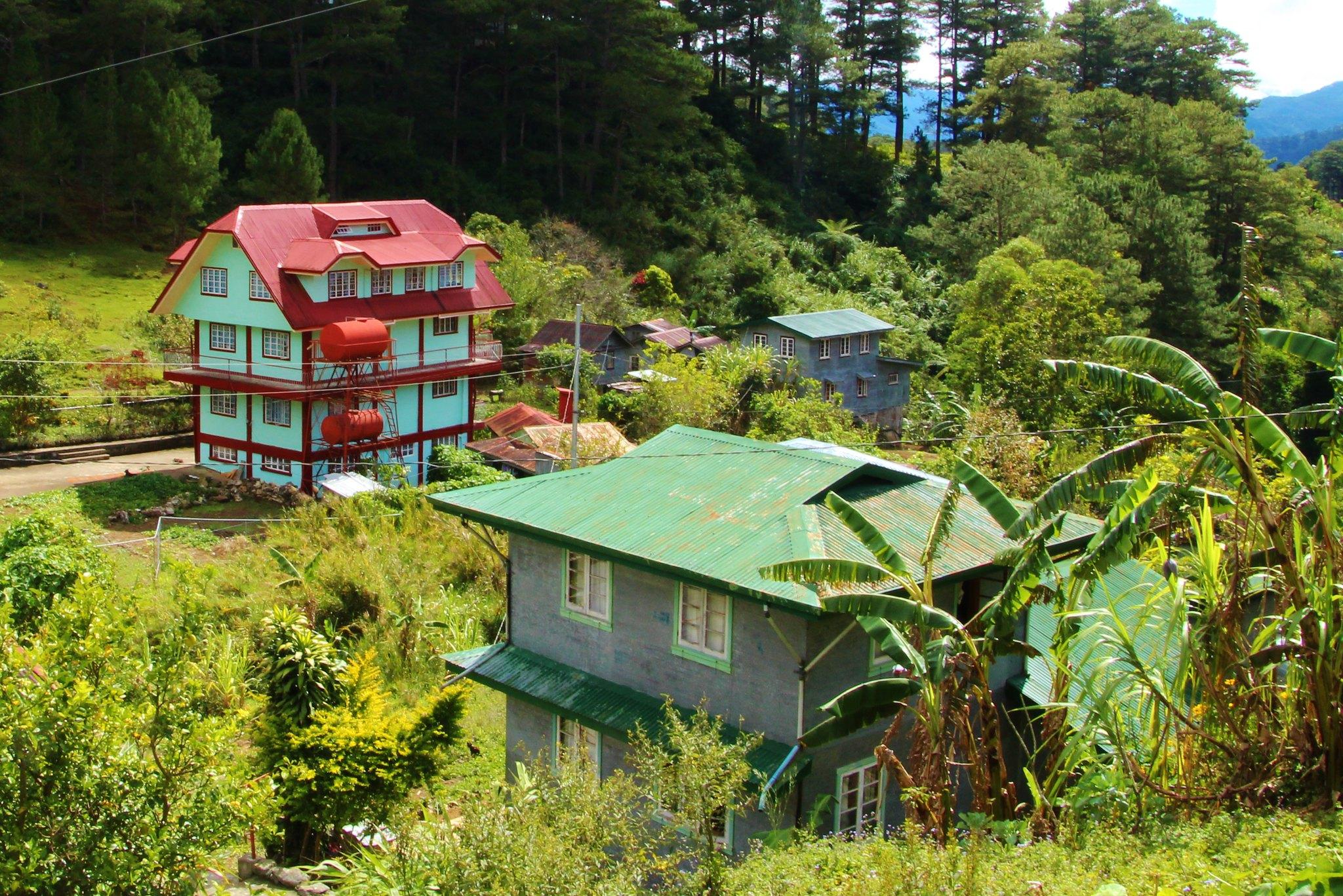 Philippines Mountains Region
