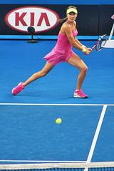 Genie Bouchard Australian Open '15