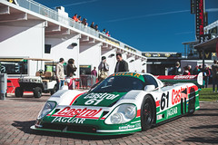 porsche(0.0), open-wheel car(0.0), race track(0.0), race car(1.0), auto racing(1.0), automobile(1.0), racing(1.0), sport venue(1.0), group c(1.0), vehicle(1.0), performance car(1.0), race(1.0), automotive design(1.0), motorsport(1.0), sports prototype(1.0), land vehicle(1.0), luxury vehicle(1.0), supercar(1.0), sports car(1.0),