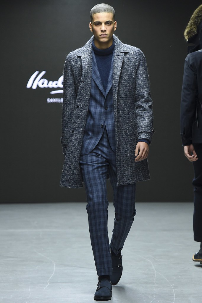 FW15 London Hardy Amies017_Zakaria Khiare(VOGUE)