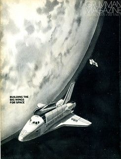 Grumman Magazine (1st. issue)