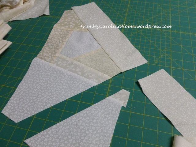 White Mini-Quilt 6