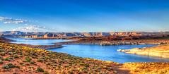 Antelope Island Lake Powell-865701