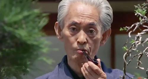 珍しい!なんと川端康成のカラーフィルム映像が発見されました!着物が似合う! | ガジェット通信