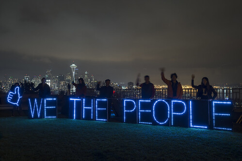 Rolling Rebellion Sparks in Seattle to Defend Internet & Stop the TPP