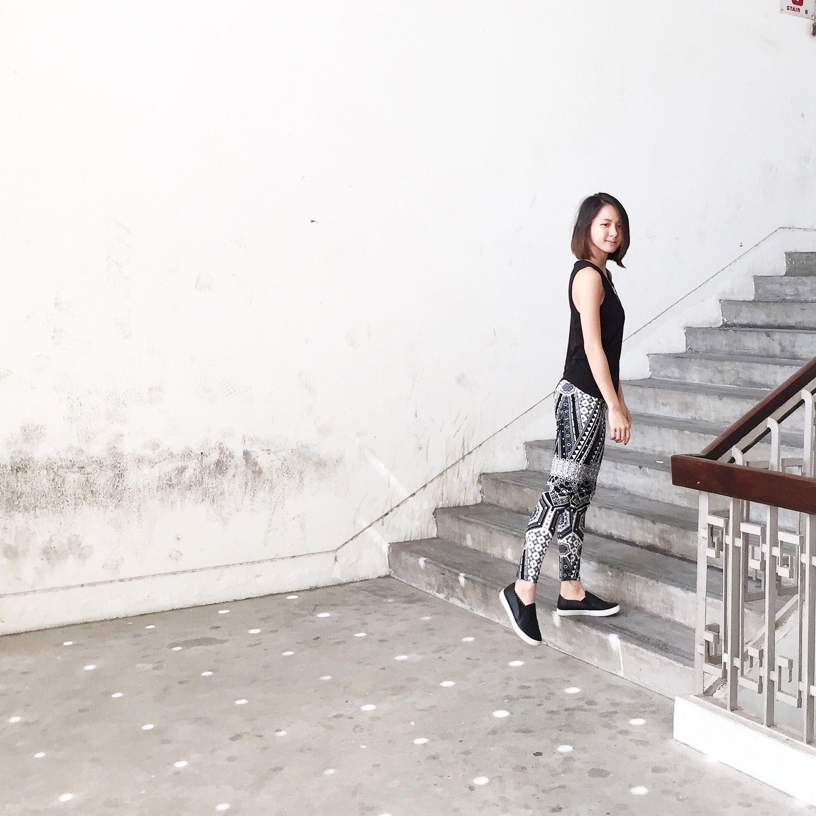 Urban Slings Singapore, Daughters of Culture leggings