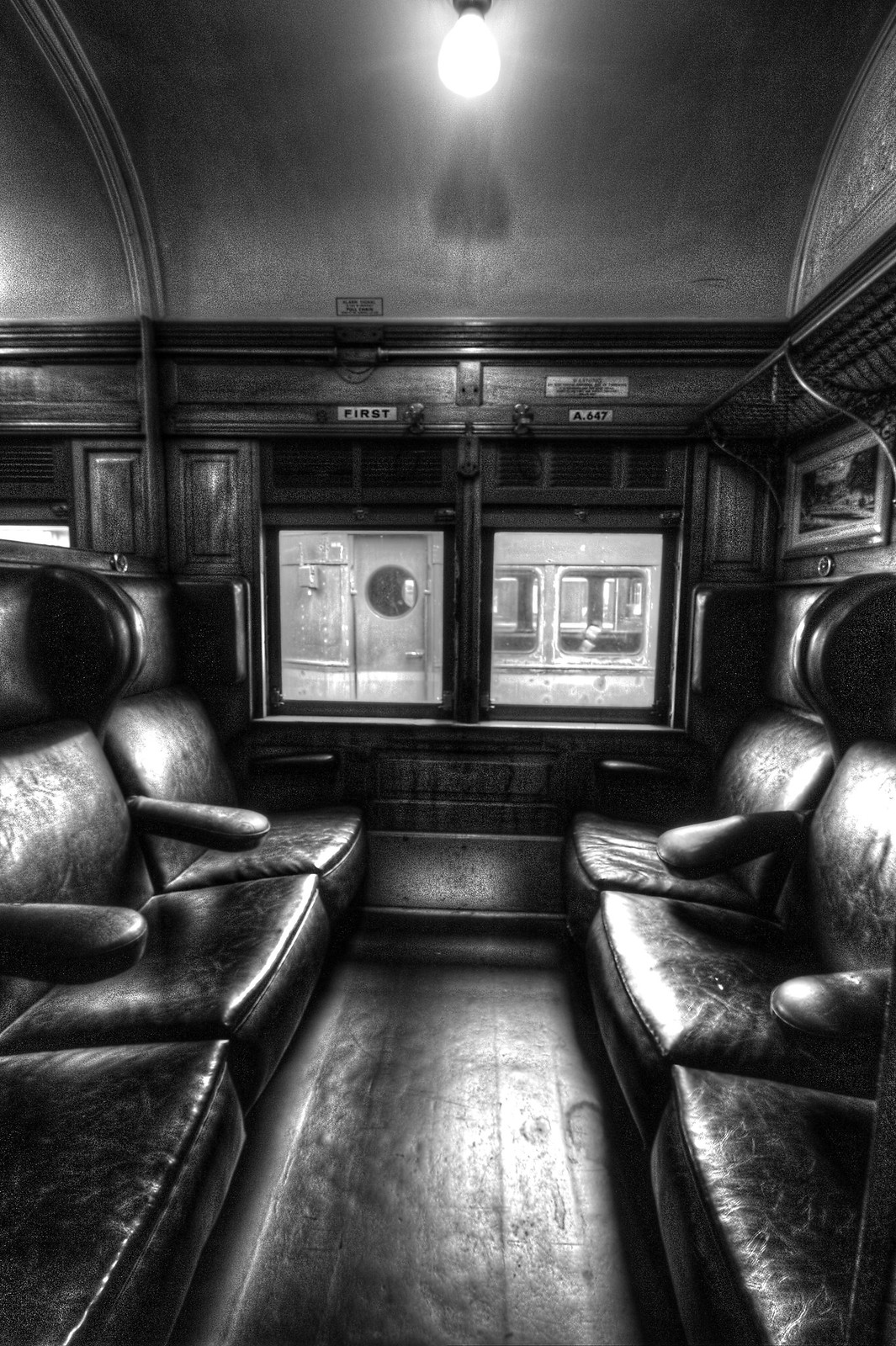 First Class passengers only by Ian Ramsay