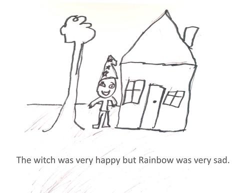 page six rainbow