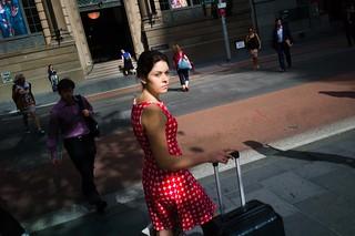 George Street, Sydney (2015)