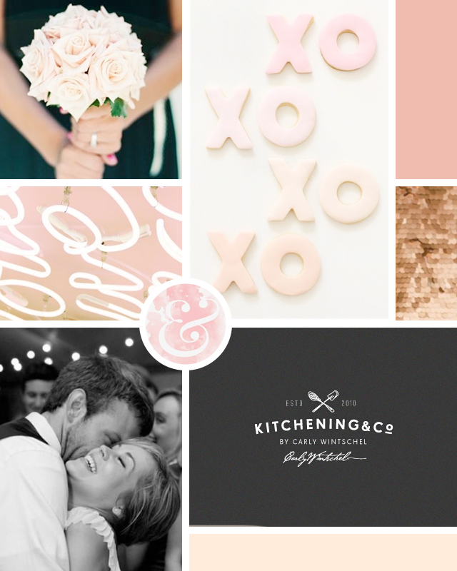 Wedding Invitation Suite Moodboard