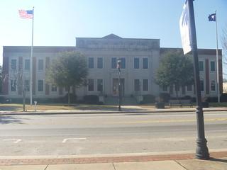 Lexington County Courthouse,January 18,2015
