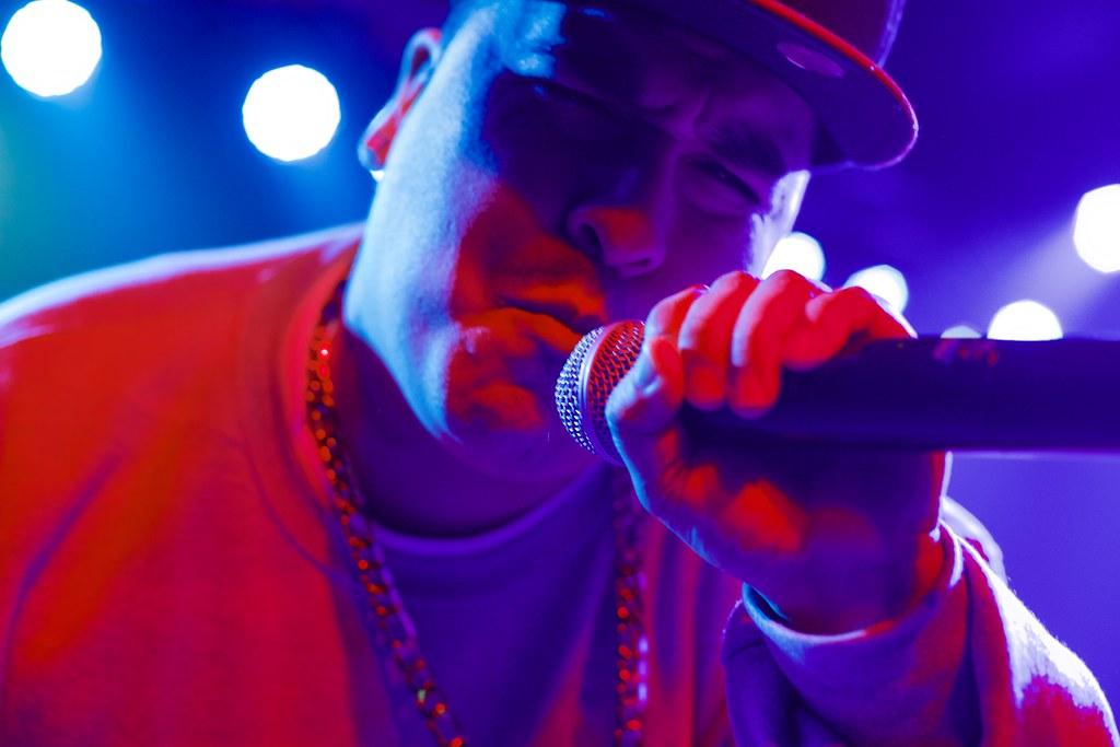 Latin Threat - Hooligan Sendoff at The Waiting Room | Feb. 12, 2015