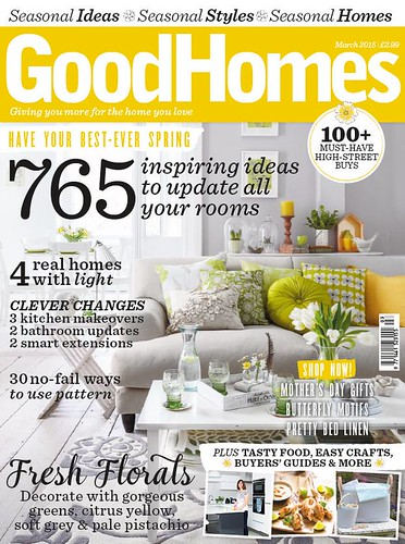 Good Homes magazine, March 2015