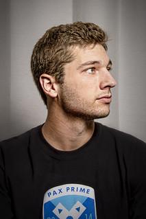 Tyler Portrait