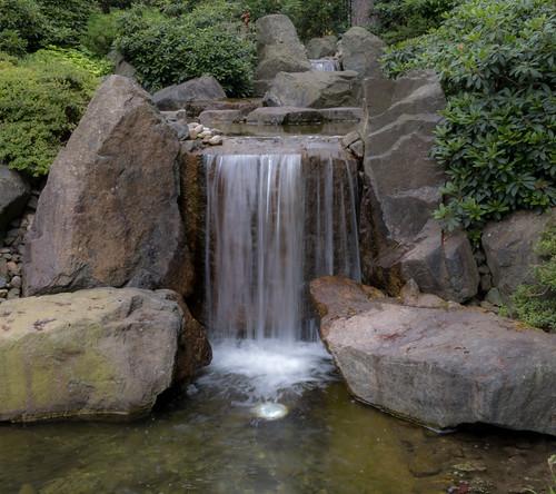 germany deutschland japanesegarden thüringen waterfall badlangensalza japanischengarten