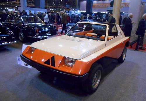 DSCN8029 Autobianchi A112 Giovani Pininfarina 1973