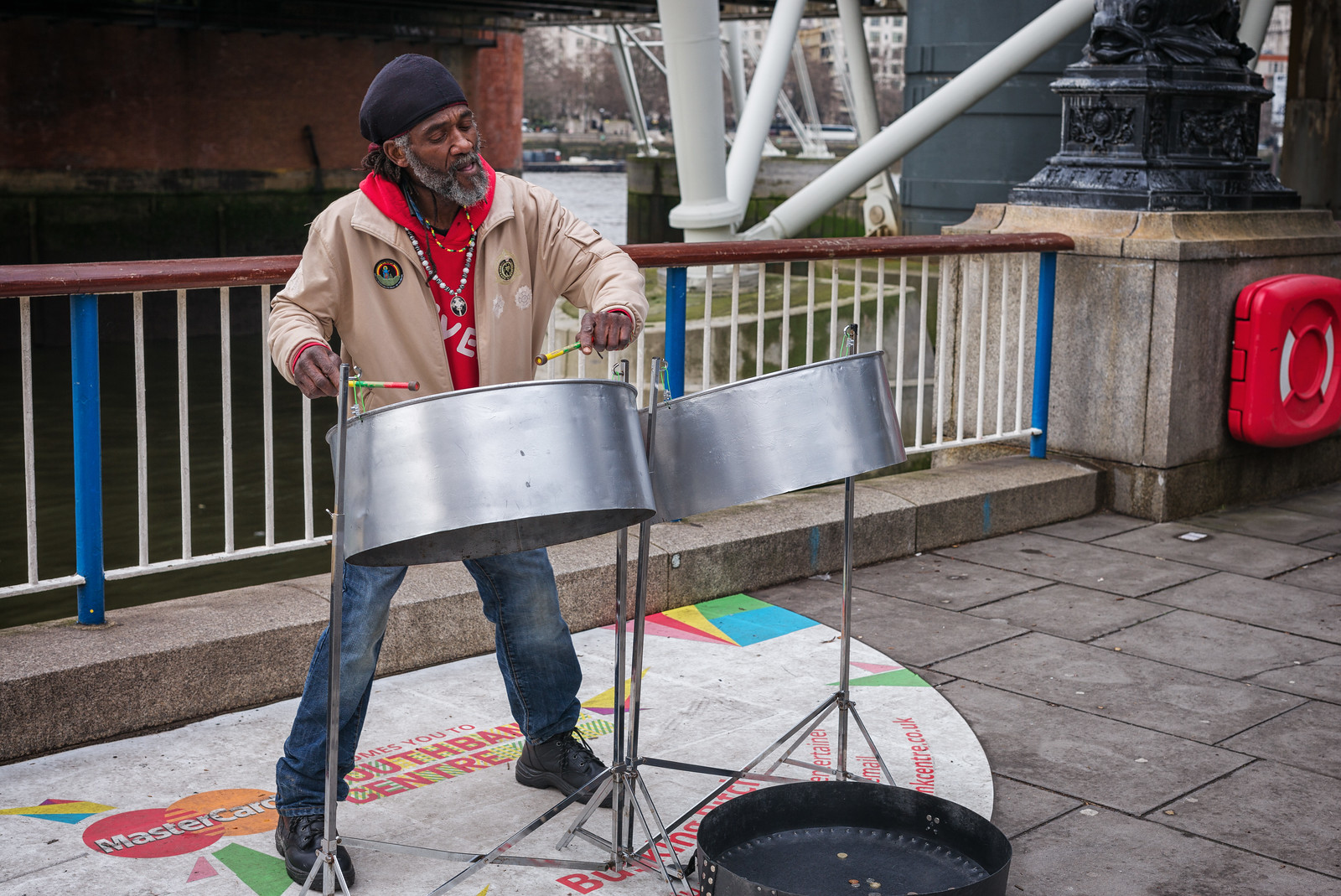Steel Drums of the Southbank