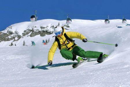 Tauplitz - ráj prachového sněhu!