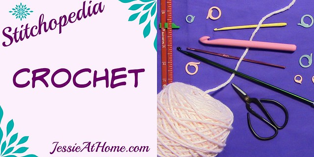 Stitchopedia Crochet Cover