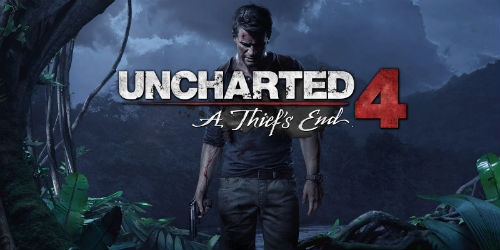 Uncharted 4: A Thief's End out in spring 2016