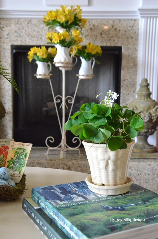 Spring Vignette-Housepitality Designs