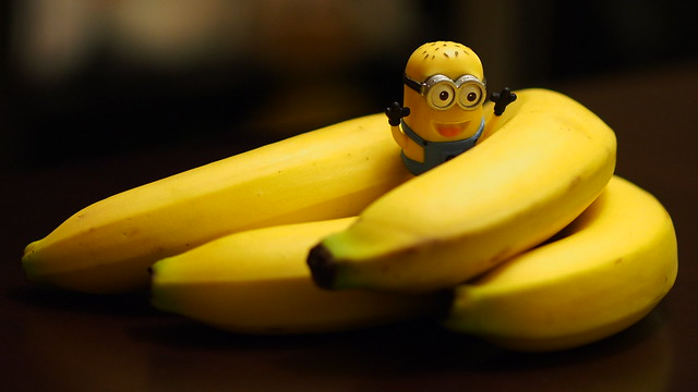 Minion Phil with BANANA!