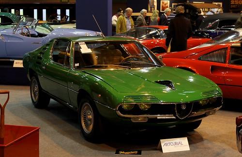 Alfa Romeo Montreal (Artcurial - 107.280 Euros)