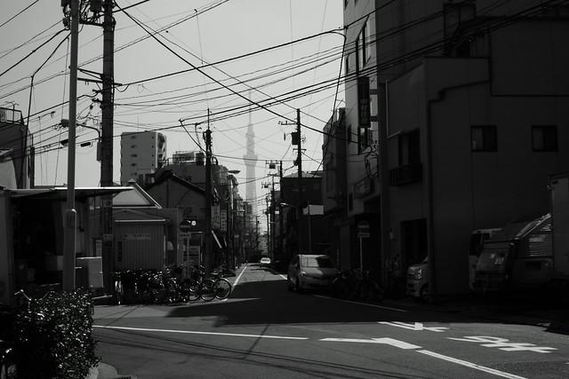 三ノ輪 - Minowa Tokyo, 17 Mar 2015. 037