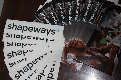 Shapeways Swag