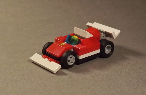 Micro Ferrari 312 T6