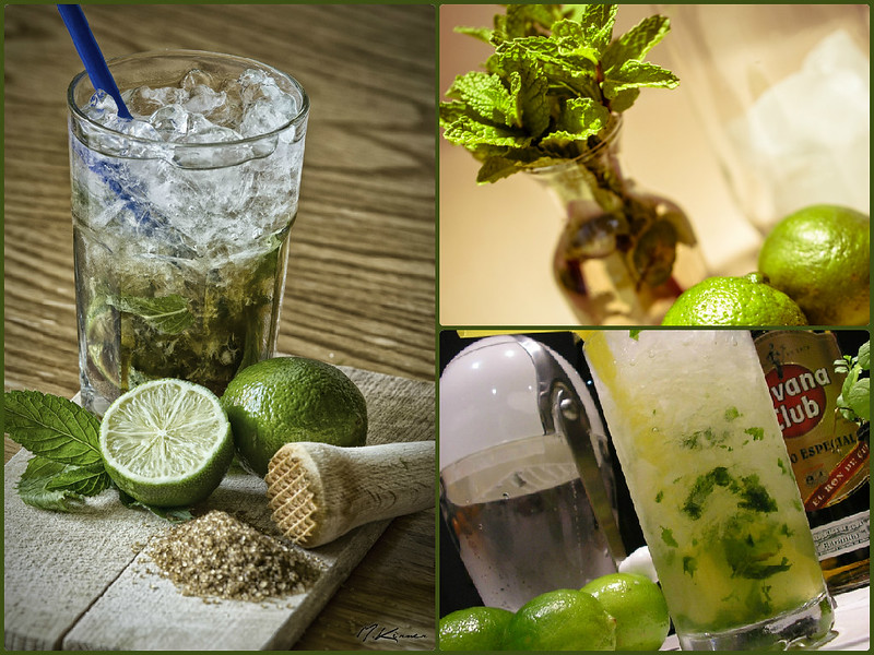 Mojitos courtesy of Flickr under the Creative Commons Licence